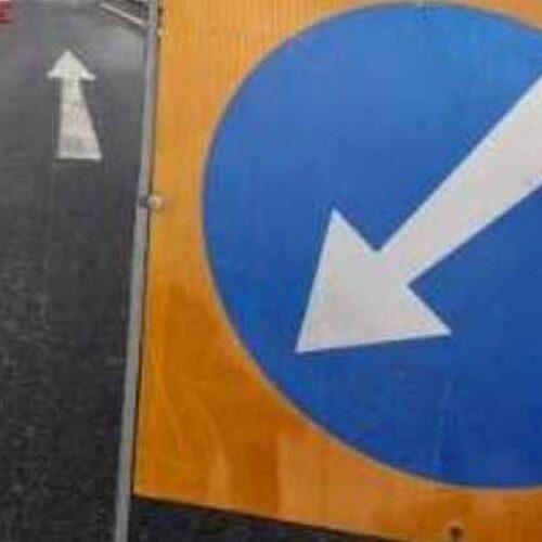 Κυκλοφοριακές ρυθμίσεις στα πλαίσια αποκατάστασης του οδοστρώματος επί της Επαρχιακής Οδού Κορυφής - Λιανοβεργίου