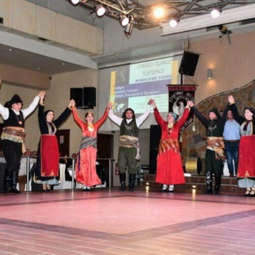 Μοναδική η επιτυχία   του ετήσιου χορού της Ευξείνου Λέσχης Βέροιας