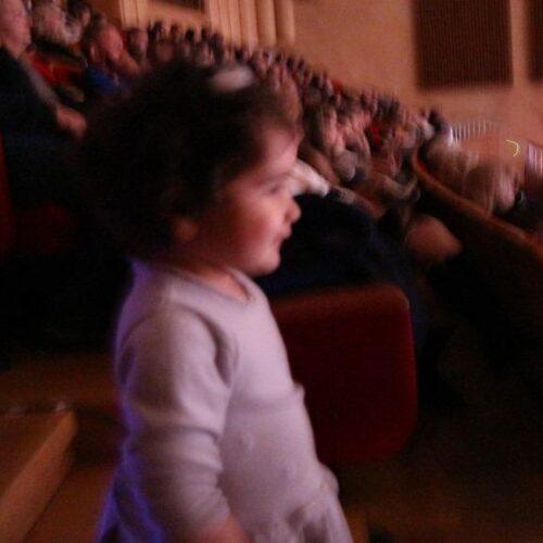 Η γοητεία του μπαλέτου στα παιδικά μάτια…