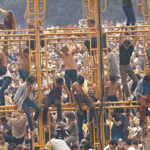 """Παρουσίαση βιβλίου στη Νάουσα: Κώστα Μπλιάτκα και Στέφανου Σακελλαρίδη """"Το Woodstock και ο Μύθος του"""""""