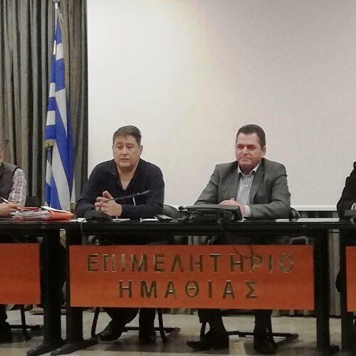 Κώστας Καλαϊτζίδης: Συνεχίζουμε την αναπτυξιακή συνεργασία με τους ΤΟΕΒ