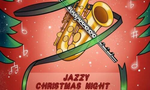Jazzy Christmas Night - Μουσικό Σχολείο Βέροιας