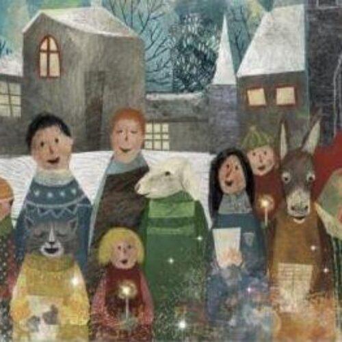 """Βέροια, Μουσικοχορευτικό Παραμύθι: """"Η νύχτα που γεννήθηκε η αγάπη"""", Παρασκευή 20 Δεκεμβρίου"""