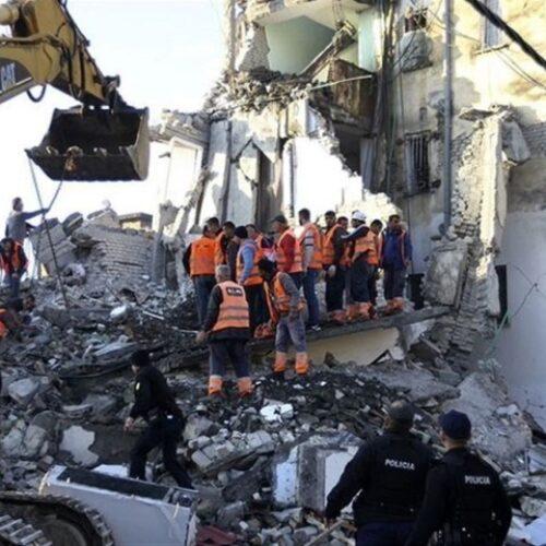 Εργατικό Κέντρο Νάουσας: Συγκέντρωση υλικού για τους σεισμόπληκτους της Αλβανίας