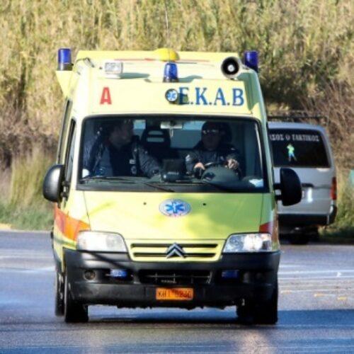 Θανατηφόρο τροχαίο - Όχημα με 71χρονο οδηγό ανετράπη σε χαράδρα