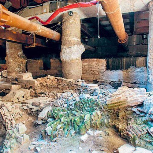 Θεσσαλονίκη: Κρατική βία (και) επί των... αρχαίων μνημείων