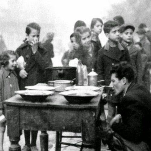 """«Το """"γιορτινό τραπέζι"""" της Κατοχής» γράφει ο Νίκος Ιωάννου"""