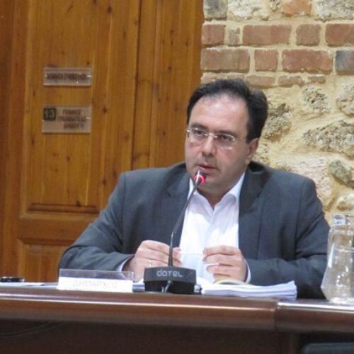 Δήμαρχος Βέροιας: Σήμερα η Βέροια αποχαιρετά τον Θάνο Μικρούτσικο έναν εκλεκτό φίλο κι έναν εξαίρετο καλλιτέχνη