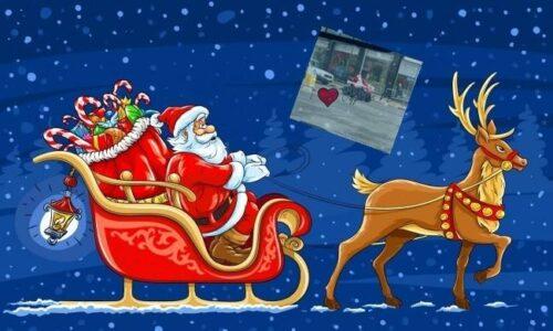 Πρόσκληση από την Κοινότητα Μακροχωρίου στο Άναμμα του Χριστουγεννιάτικου Δέντρου