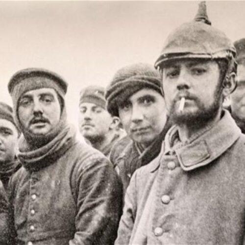 Πρώτος Παγκόσμιος πόλεμος: Η ανακωχή των Χριστουγέννων - Για μια μέρα οι εχθροί έγιναν φίλοι