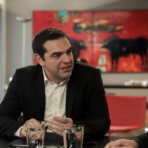 """Σε οξείς αντιπολιτευτικούς τόνους το """"ναι"""" Τσίπρα για Σακελλαροπούλου"""