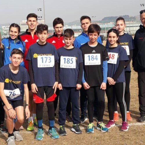 Τρία χρυσά και δύο αργυρά μετάλλια οι βεροιώτες αθλητές στο Περειφερειακό Πρωτάθλημα Ανωμάλου Δρόμου της Κ. Μακεδονίας