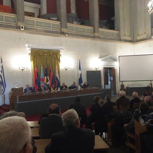 Η εκδήλωση της ΣΕΥΑΕΚ για την Κύπρο στην Παλαιά Βουλή