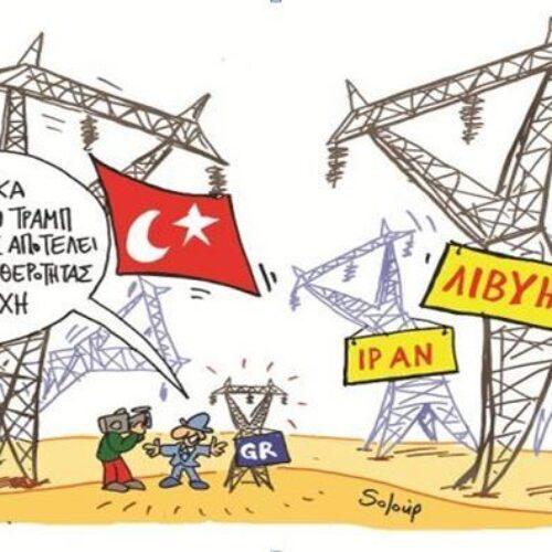 """""""Τον... «απομονωμένο» Ερντογάν εξακολουθεί να στηρίζει ο Τραμπ"""" γράφει ο Σταύρος Χριστακόπουλος"""