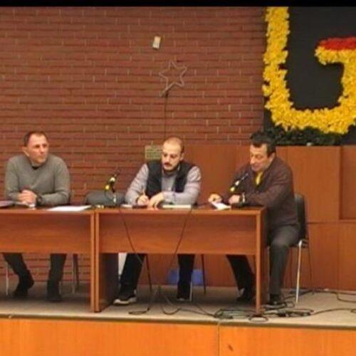 Πραγματοποιήθηκε η ετήσια Απολογιστική Τακτική ΓενικήΣυνέλευσηΣτην Εύξεινο Λέσχη Βέροιας