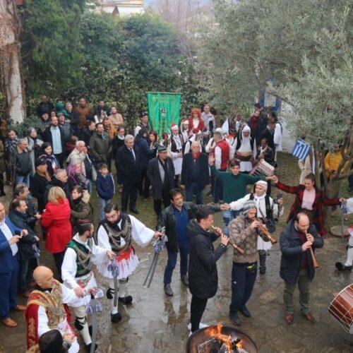 """""""Με το ζουρνά του Πάτμου"""" -  Εικόνες γνήσιου λαϊκού πολιτισμού στο Εθνογραφικό Κέντρο Γιώργη Μελίκη"""