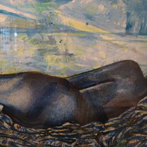 """Γιάννης Ψυχοπαίδης """"Ποιητικά"""" - Όταν η ζωγραφική συναντά την ποίηση σε μια εντυπωσιακή έκθεση στο Ίδρυμα Νιάρχου"""