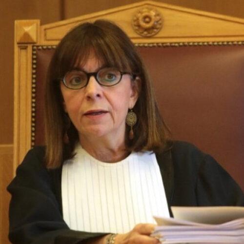 Πέντε αμφιλεγόμενες δικαστικές αποφάσεις της Αικατερίνης Σακελλαροπούλου