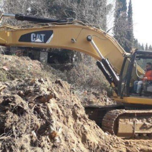 Π.Ε. Ημαθίας: Έργα καθαρισμού ποταμών - ρεμάτων και στήριξης δρόμων σε όλη την Ημαθία