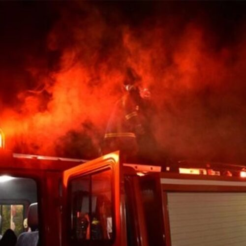 Κιλκίς: Νεκρός άνδρας από πυρκαγιά σε μονοκατοικία