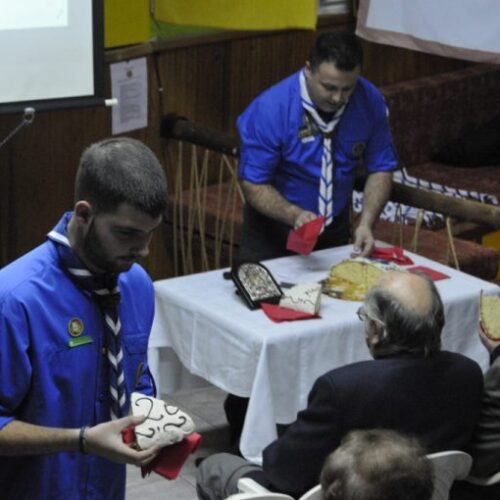 Πραγματοποιήθηκε η κοπή βασιλόπιτας του 5ου Συστήματος Προσκόπων Βέροιας