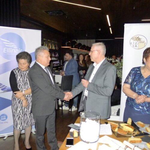 Βράβευση του Δήμου Βέροιας για τις εξαιρετικές προσπάθειες που κάνει να αναδείξει τον προορισμό Βέροια