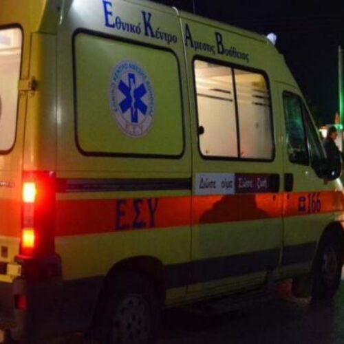 Ασυνείδητος οδηγός παρέσυρε και σκότωσε άνδρα στη παλαιά εθνική Θεσσαλονίκης - Βέροιας και τον εγκατέλειψε