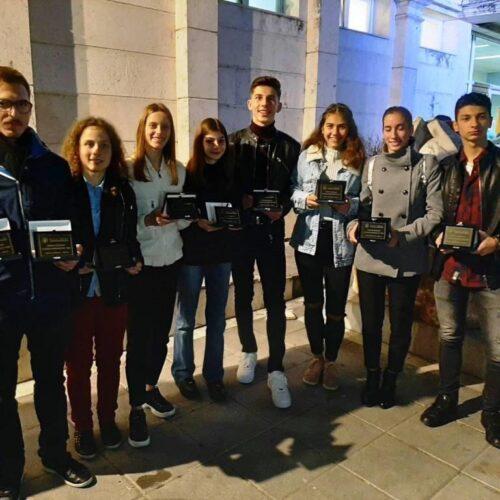 Βράβευση Πανελληνιονικών Στίβου 2019 της ΕΑΣ - ΣΕΓΑΣ Κ. Μακεδονίας - Τα ονόματα των Βεροιωτών