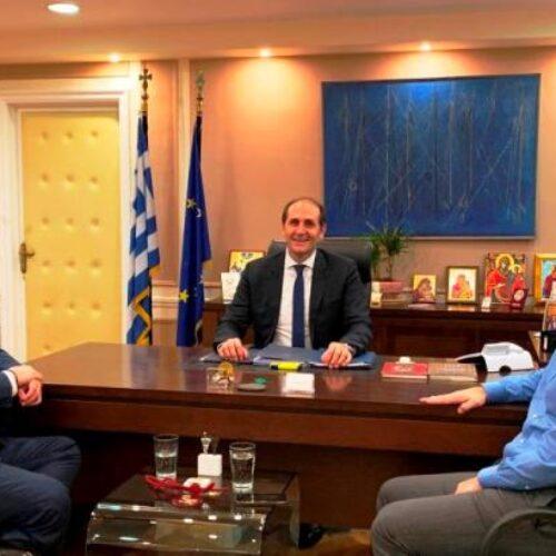 """Απ. Βεσυρόπουλος: """"Το φυσικό αέριο έρχεται σε Βέροια και Αλεξάνδρεια - Τα έργα αρχίζουν μέχρι το τέλος του 2020"""""""