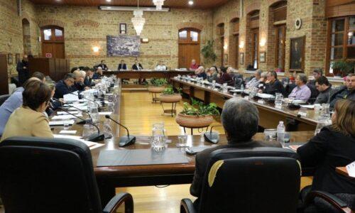 Συνεδριάζει σε ειδική συνεδρίαση το Δημοτικό Συμβούλιο Βέροιας, τη Δευτέρα 20 Ιανουαρίου