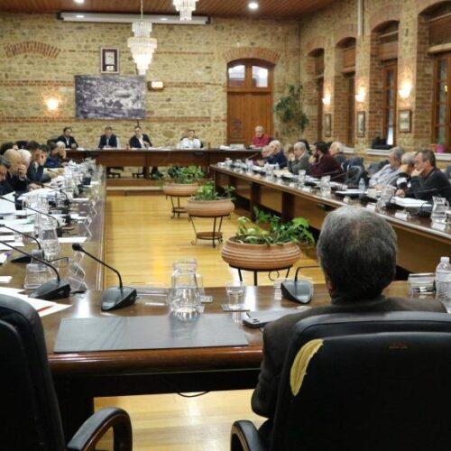 Ψηφίστηκε ο προϋπολογισμός του 2020 από το Δημοτικό Συμβούλιο Βέροιας