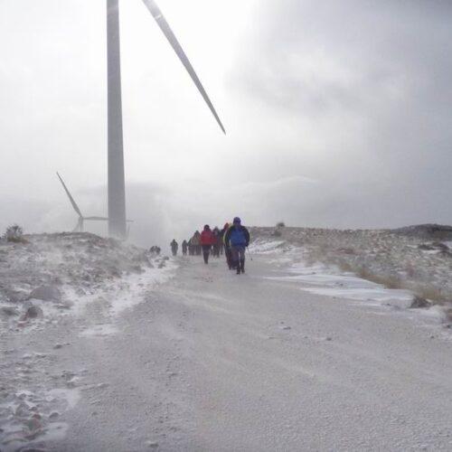 """Βέρμιο: Στο χιονισμένο ορεινό όγκο αντιμέτωποι με τον """"Ηφαιστίωνα"""""""