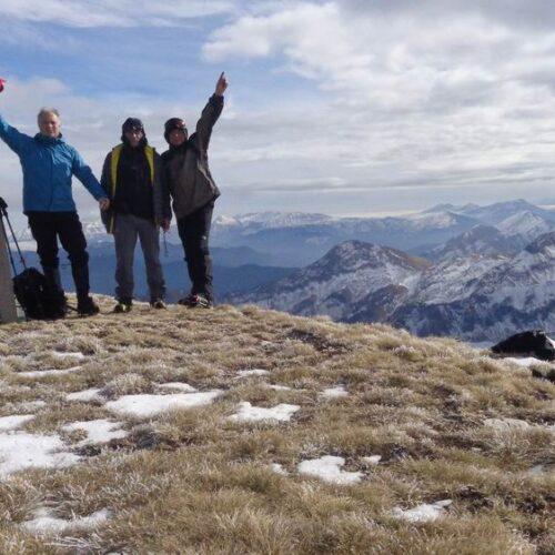 Λάκμος ή Περιστέρι: Δεν ήταν, απλώς, μία ορειβατική δραστηριότητα ήταν... εμπειρία ζωής