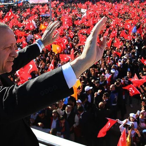 """""""Η χαμηλή πνευματικότητα του τουρκικού εθνικισμού"""" γράφει ο Δημήτρης Μάρτος"""