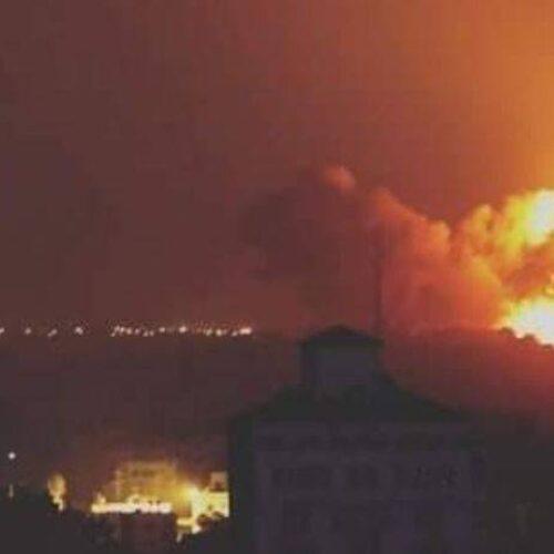 """""""Φωτιά"""" στη Μέση Ανατολή - Πυραυλικές επιθέσεις του Ιράν κατά στόχων των ΗΠΑ"""