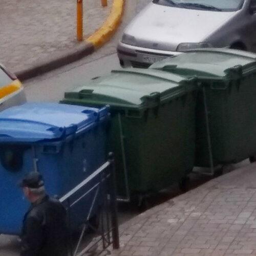 Την ημέρα των Φώτων με προσωπικό ασφαλείας η υπηρεσία καθαριότητας του Δήμου Βέροιας