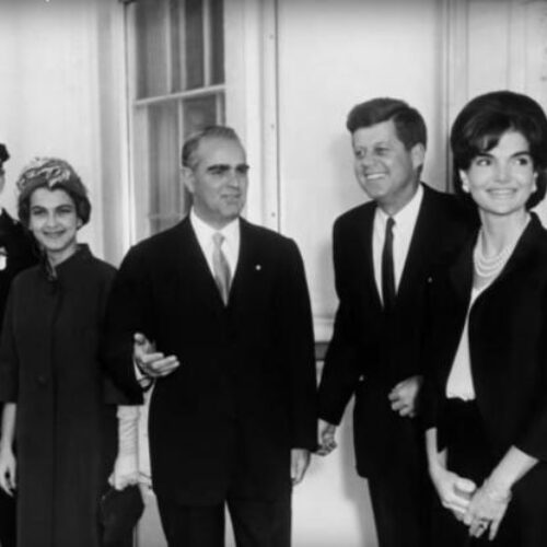 Oι έλληνες πρωθυπουργοί που έχουν επισκεφτεί τον Λευκό Οίκο (photos)