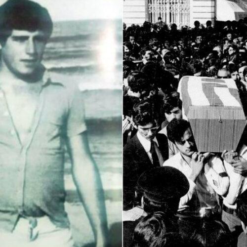 """""""Μνήμη Πανίκου Δημητρίου από την Αμμόχωστο - Όταν το τεθωρακισμένο χτύπησε τον 17χρονο μαθητή"""" γράφει ο Κώστας Βενιζέλος"""