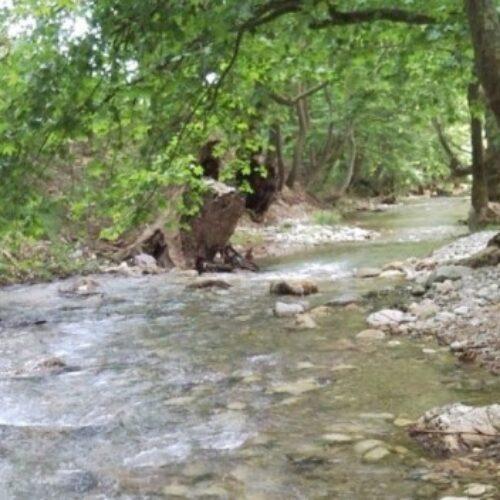 Για την Αντιπλημμυρική Μελέτη του Τριπόταμου