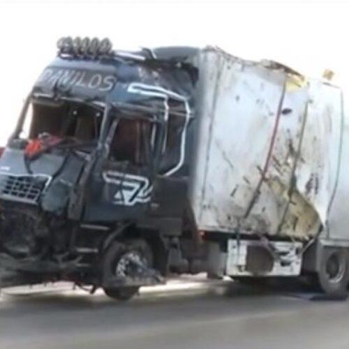Σφοδρό τροχαίο στην Αθηνών - Λαμίας: Σύγκρουση ΚΤΕΛ με νταλίκα - Ένας νεκρός, 2 τραυματίες
