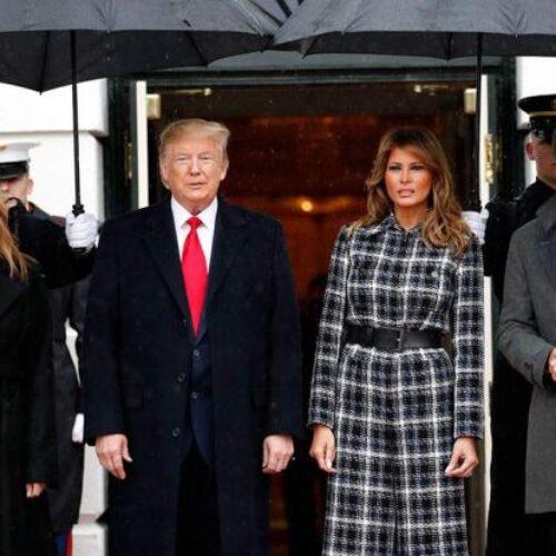 Στον Λευκό Οίκο ο Μητσοτάκης - Σε εξέλιξη το ραντεβού με Τραμπ
