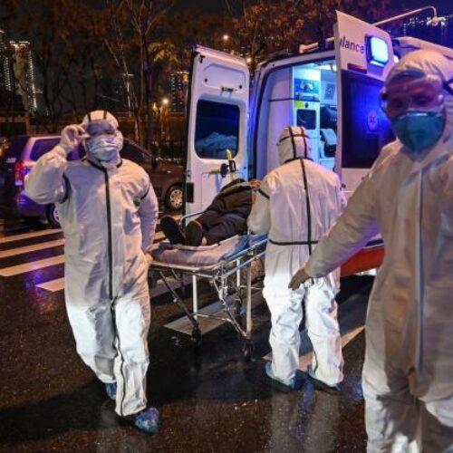 Κίνα - κορονοϊός: Οι νεκροί αυξήθηκαν σε 132