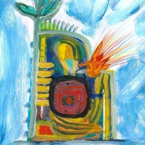 """Γιάννης Ναζλίδης """"Ανήλικη Αρχιτεκτονική"""" - Ένας κήπος αθωότητας φτιαγμένος από στίχους και χρώματα"""