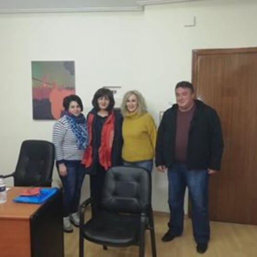Φρ. Καρασαρλίδου: Σε πλήρη αποδιοργάνωση η δημόσια υγεία -  Συνάντηση με τους εργαζόμενους του Νοσοκομείου Νάουσας