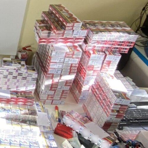Συνελήφθη 51χρονος στην Ημαθία με πάνω από 2.400 κλεμμένα πακέτα τσιγάρων