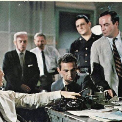 """Κινηματογραφική Λέσχη εργαζομένων ΕΡΤ3: """"Κυνηγώντας τον δολοφόνο"""" του Τζακ Σμάιτ"""