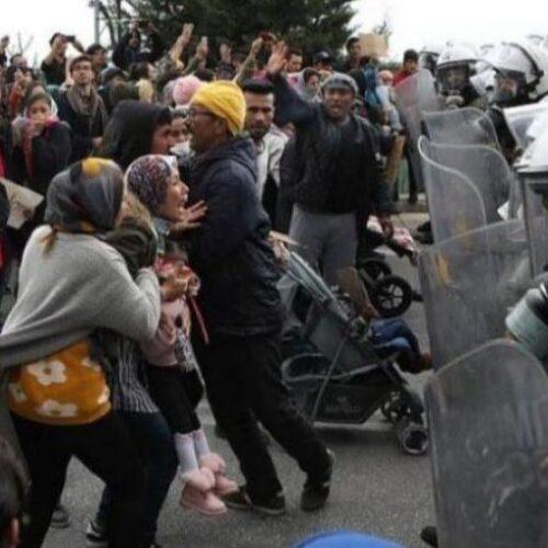 """""""Οριακή κατάσταση - Τα αναπάντητα ερωτήματα των κατοίκων των νησιών για το προσφυγικό"""" γράφει ο Μιχάλης Λαγάνης"""