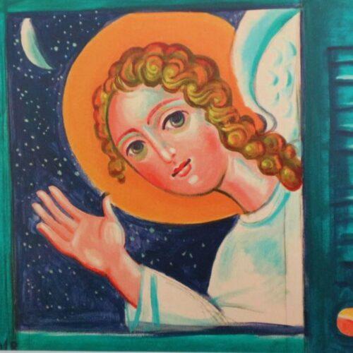 «Ίσως να ήταν άγγελος…» γράφει η Τζωρτζίνα Αθανασίου