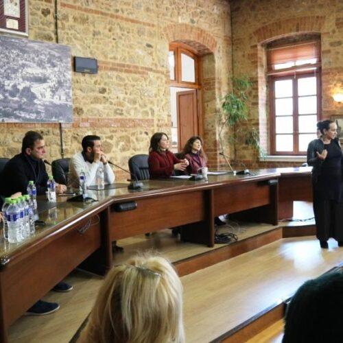"""Με μεγάλη συμμετοχή και επιτυχία πραγματοποιήθηκε η ημερίδα του Δήμου Βέροιας """"Ακουστική και Ορθοφωνία"""""""