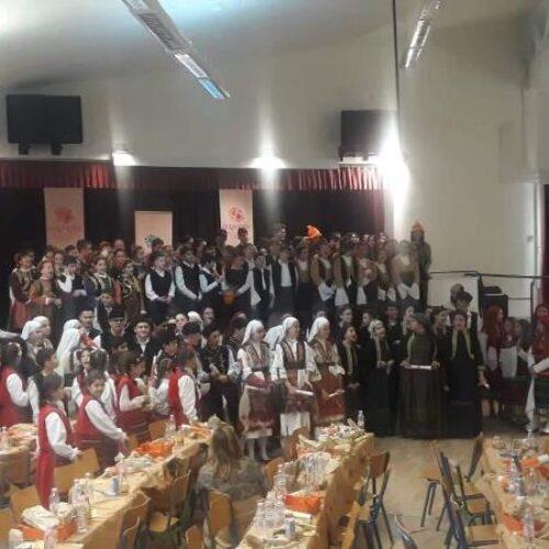"""Στο """"Σαραρίμ"""" στην Καλαμαριά το εφηβικό τμήμα της Εύξεινου Λέσχης Βέροιας"""